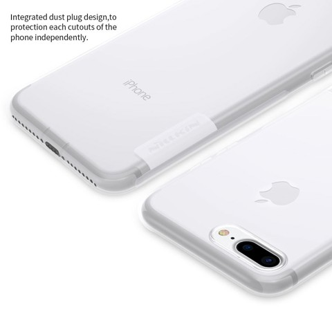 Ốp Lưng Silicon TPU Iphone 7 Plus hiệu Nillkin