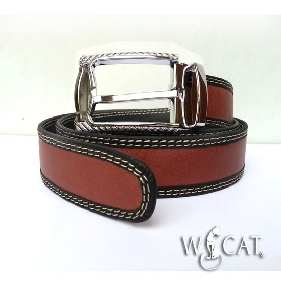 80072012 - ITALIAN COW LEATHER BELT EDGE TRIMS SIZE M