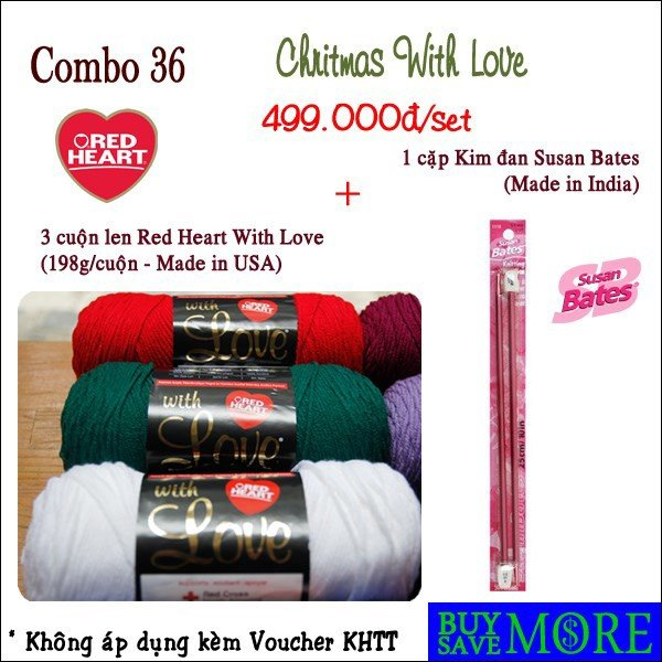 Combo 36 - Christmas With Love