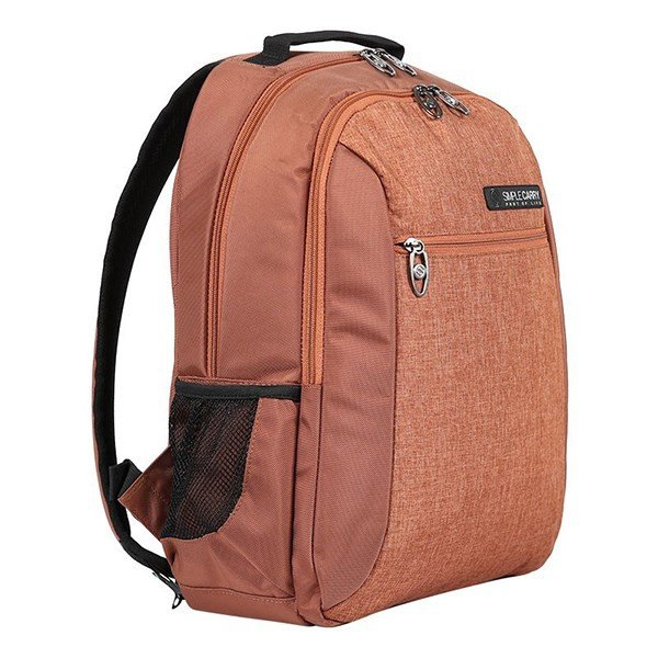 Balo Laptop Simplecarry B2B04 Brown