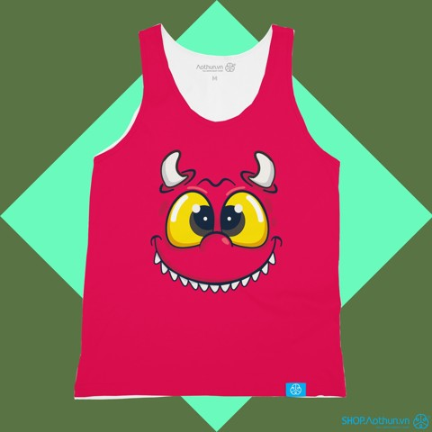 Happy Monster - Tank Top