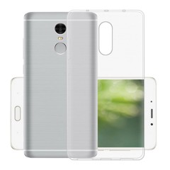Ốp lưng Xiaomi Redmi Note 4/ Note 4X Silicon Dẻo trong suốt