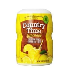 Bột Chanh Pha Country Time Lemonade 538g