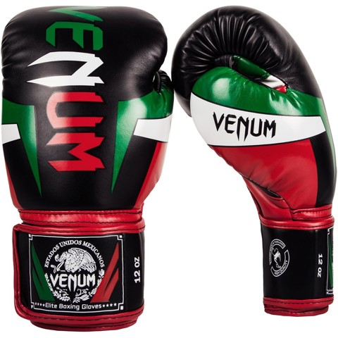 GĂNG TAY VENUM ELITE MEXIQUE BOXING GLOVES