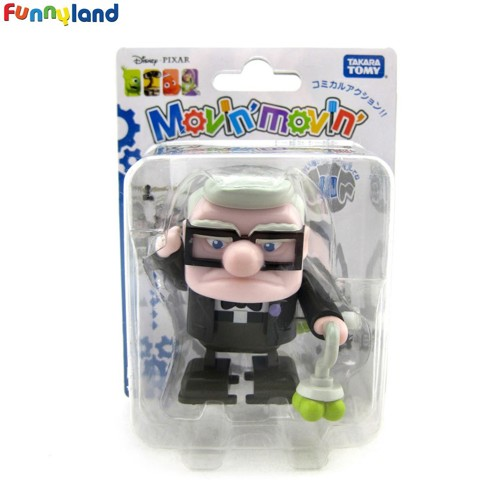 Tomy Disney Movin Movin M-06 Carl Fredricksen
