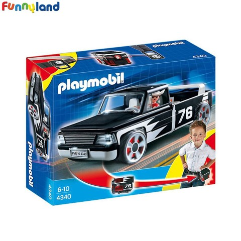 Playmobil 4340 Click and Go PickUp Truck