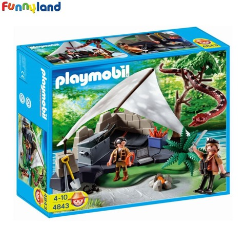 Playmobil 4843 Treasure Hunter