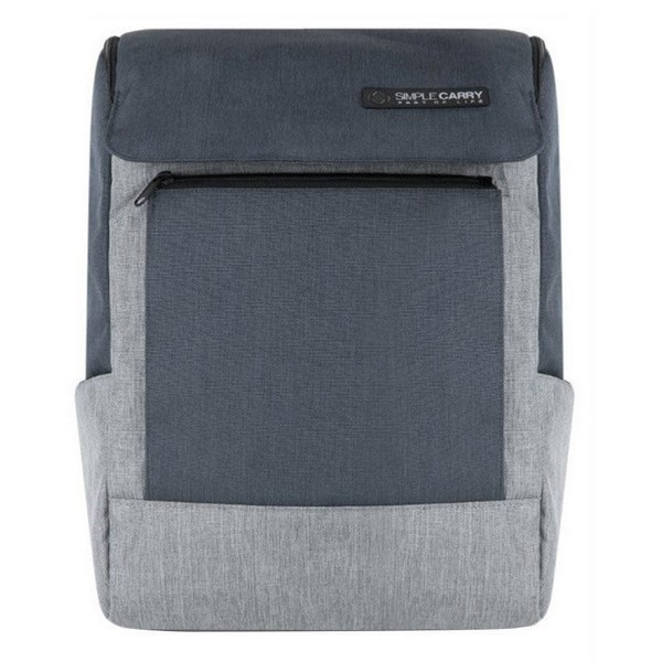 Balo laptop Simplecarry K1 (D.Grey/Grey)