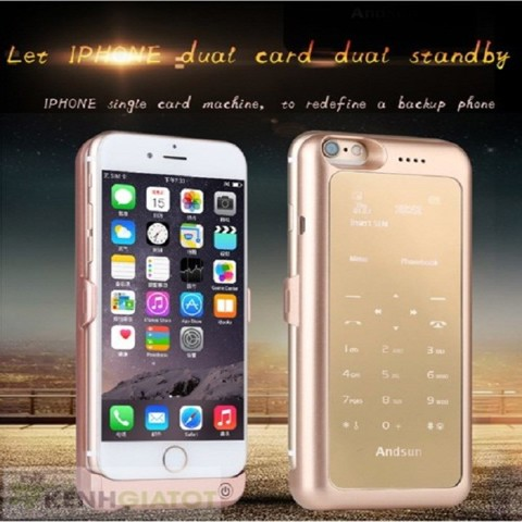 Ốp lưng 3 in 1 cho iphone 6/6s/6+/6S+