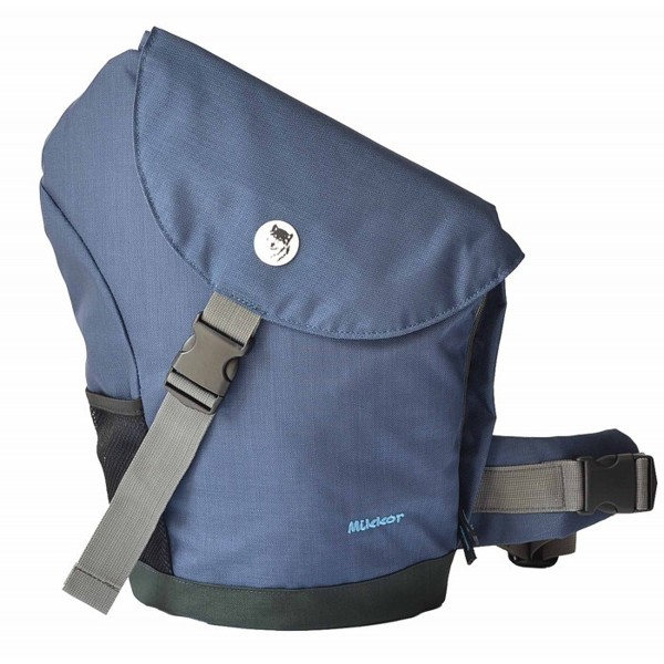 Sling Laptop Backpack Xanh navy