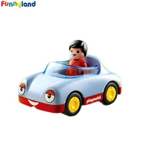 Playmobil 6790 Convertible Car