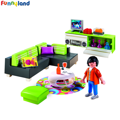 Playmobil 5584 Modern Living Room