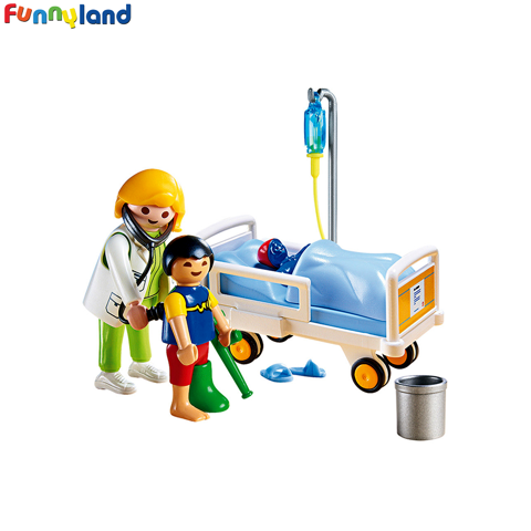 Playmobil 6661 Doctor at the childrens´ bedside