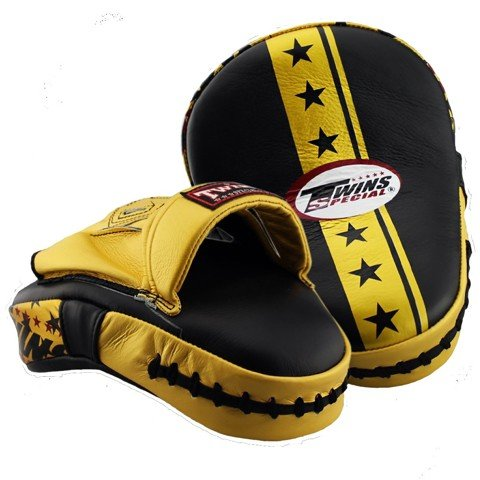 ĐÍCH ĐẤM TWINS FOCUS MITTS PML-10 GOLD STAR EDITION