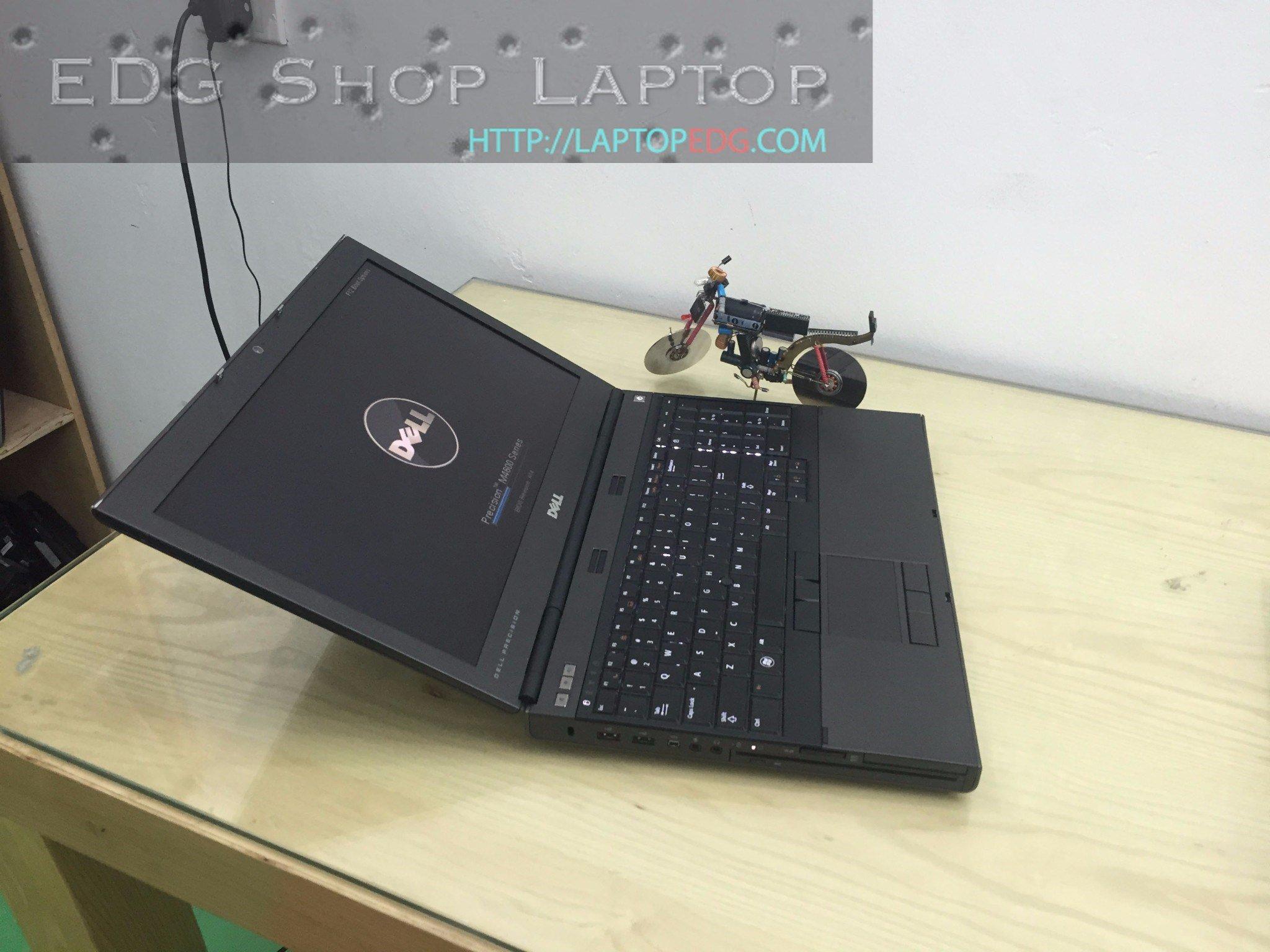 Đánh giá Laptop Mobile Workstation Dell Precision M4600, Máy trạm siêu di động