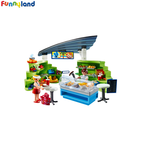 Playmobil 6672 Splish Splash Café
