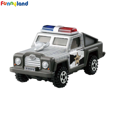 Tomica Disney Cars DM-14 EX-Cruiser Patrol