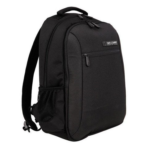 Balo laptop SimpleCarry B2B04 (Black)