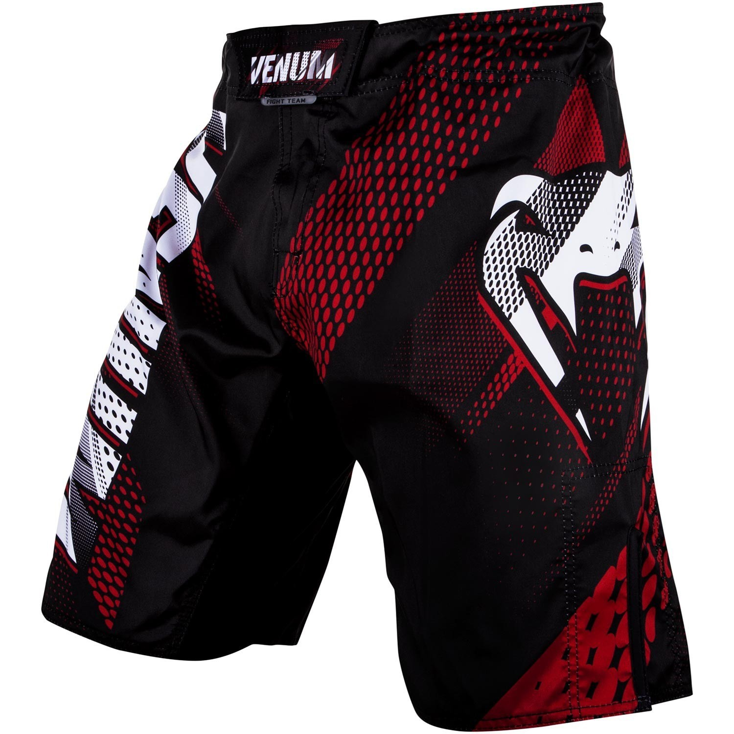 QUẦN VENUM RAPID FIGHTSHORTS - BLACK/RED