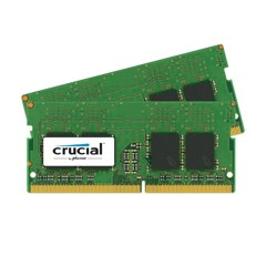 Crucial 32GB DDR4 2133 MHz SO-DIMM Memory Kit (2 x 16GB)
