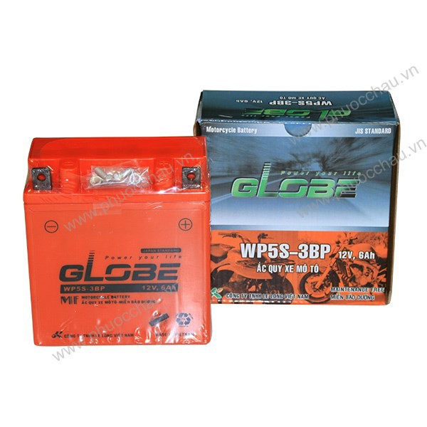 GLOBE WP5S-3BP (12V-6AH)