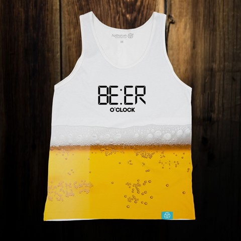 Beer O'Clock -Tank Top