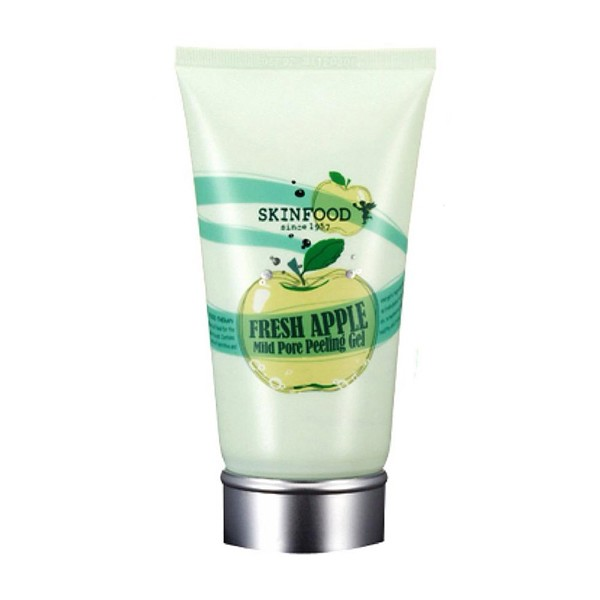 Gel Tẩy Da Chết Skinfood Fresh Apple Mild Pore Peeling Gel