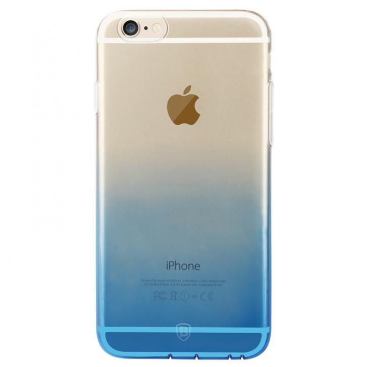 Ốp lưng iPhone 6/6S Baseus illusion (nhựa TPU cao cấp, trong suốt, đàn hồi, chống va đập)