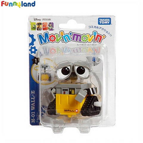 Tomy Disney Movin Movin M-01 Wall E