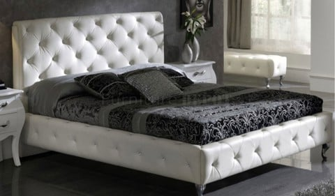 Leather Bed 003