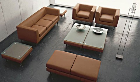 Office Sofa 012