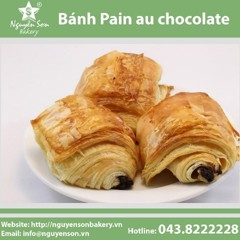 Bánh Pain aux chocolate
