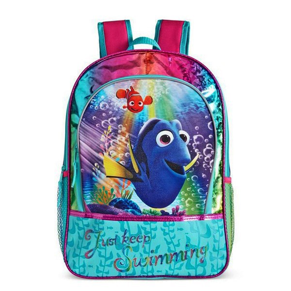 Ba lô Disney Finding Dory Just Keep Swimming - Ba lô G.45