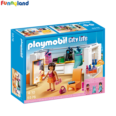 Playmobil 5576 Modern Dressing Room