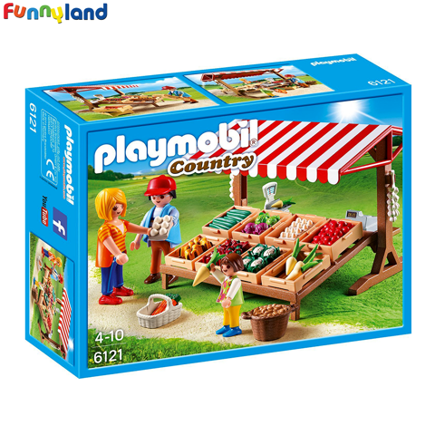 Playmobil 6121 Farmer's Market