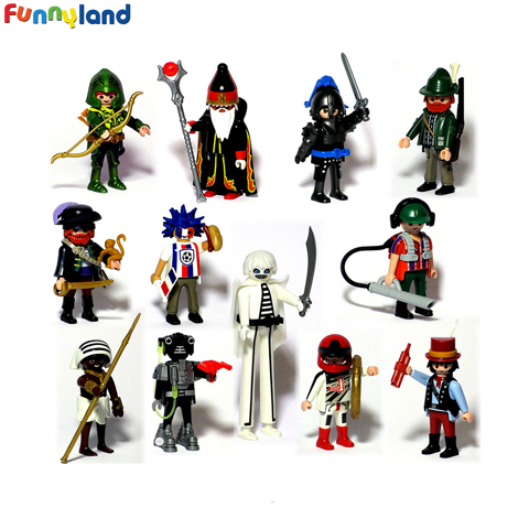 Playmobil 6840 - Figures Boys (10)