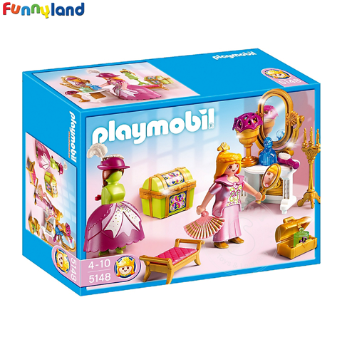 Playmobil 5148 Royal Dressing Room
