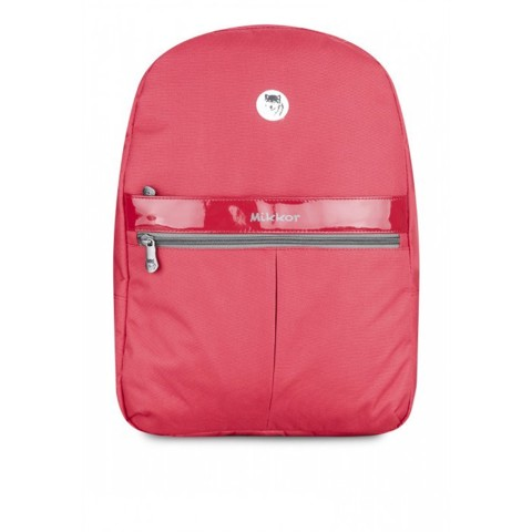 Balo Mikkor Editor Backpack Đỏ