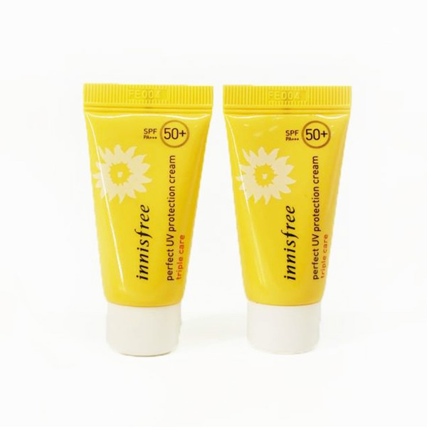 Kem chống nắng Innisfree perfect UV protection cream triple care 15ml