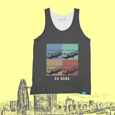 Wonderful Danang - Tank Top