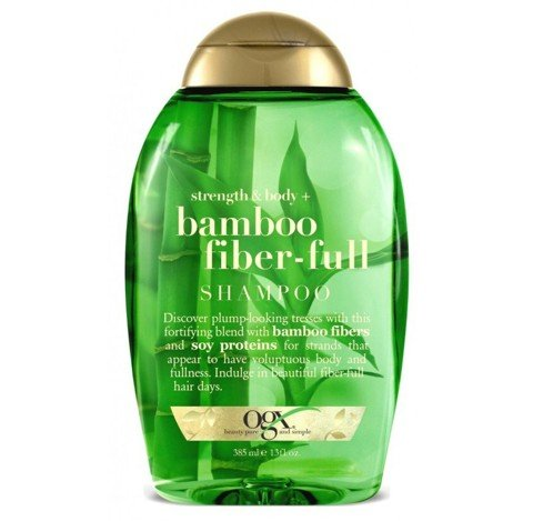 Dầu gội - xả OGX Strength Body Bamboo Fiber Full 385ml