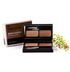 Bột tán mày The face shop Brow Master