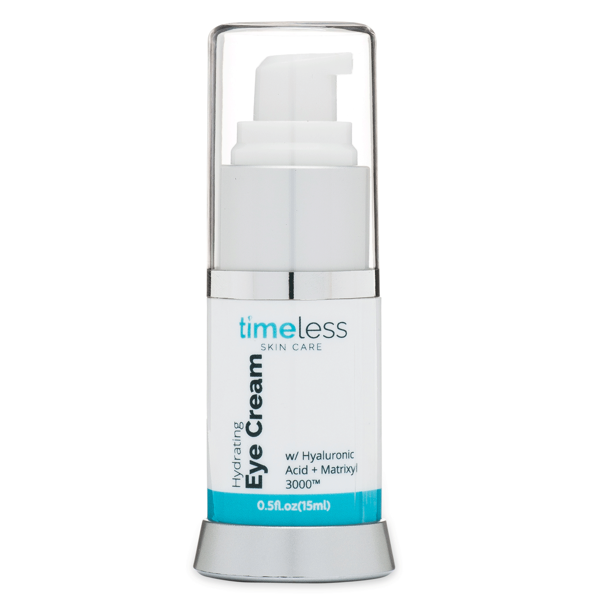 Kem Dưỡng Mắt Timeless Skin Care Hydrating Eye Cream 15ml