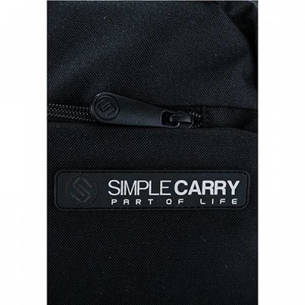 Balo laptop Simplecarry M-city (Black)