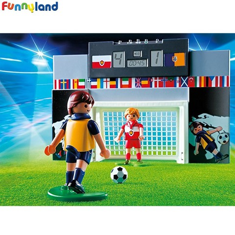 Playmobil 4726 Sports and Action Football Shooting Practice