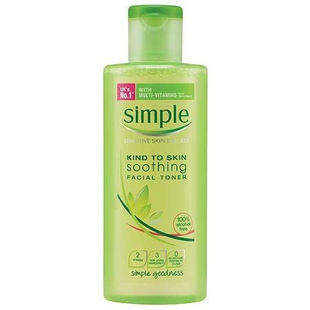Nước hoa hồng Simple KIND TO SKIN