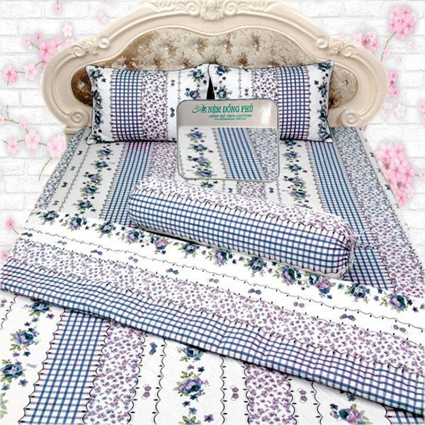 Bed Sheet Set (With Blanket)