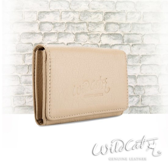 60242014 CARD Wallet with FLAP CLOSURE