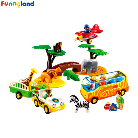 Playmobil 5047 Large African Safari