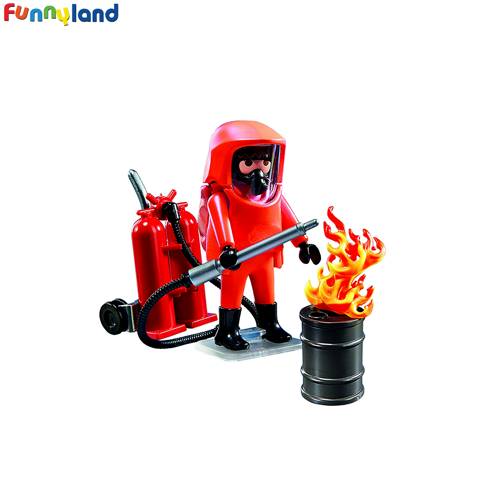 Playmobil 5367 Special Forces Firefighter